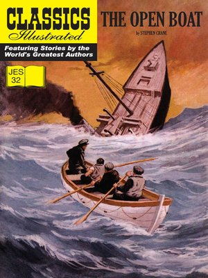 cover image of The Open Boat