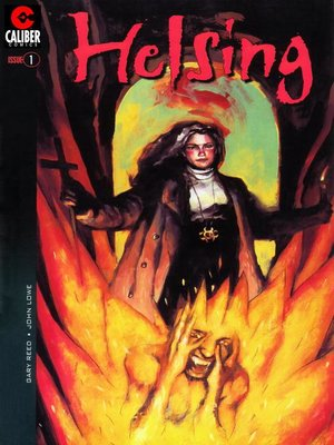 cover image of Helsing, Issue 1
