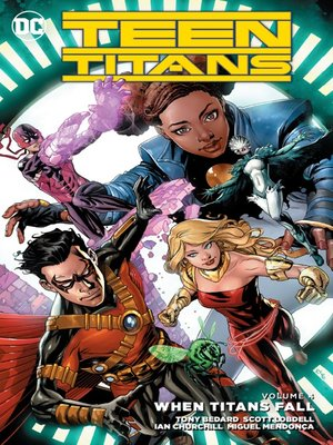 cover image of Teen Titans, Volume 4