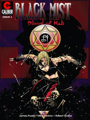 cover image of Black Mist: Blood of Kali, Issue 1