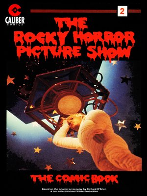 cover image of Rocky Horror Picture Show: The Comic Book, Issue 2