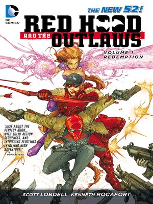 cover image of Red Hood and the Outlaws (2011), Volume 1