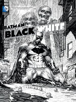 cover image of Batman: Black & White (1996), Volume 4
