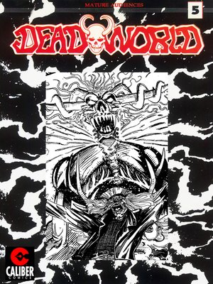 cover image of Deadworld, Volume 2, Issue 5