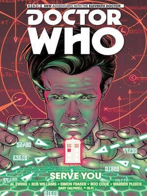 cover image of Doctor Who: The Eleventh Doctor, Year One (2014), Volume 2