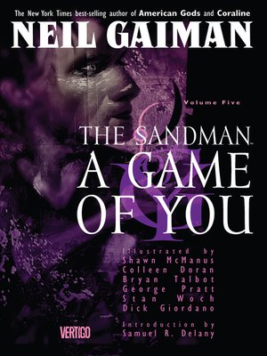 cover image of The Sandman, Volume 5