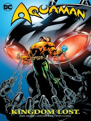 cover image of Aquaman (2003), Volume 4