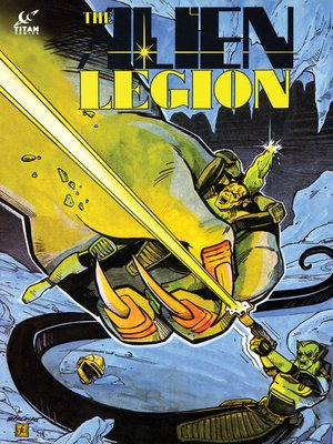 cover image of Alien Legion (1984), Issue 19