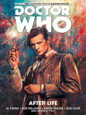 cover image of Doctor Who: The Eleventh Doctor, Year One (2014), Volume 1