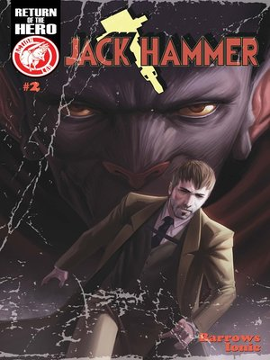 cover image of Jack Hammer, Issue 2