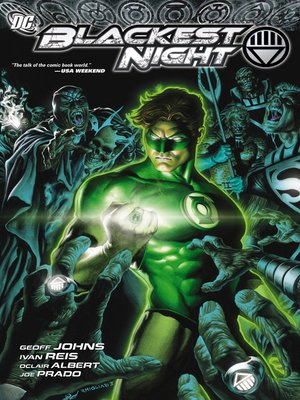 cover image of Blackest Night