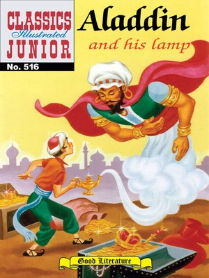 cover image of Aladdin and His Lamp