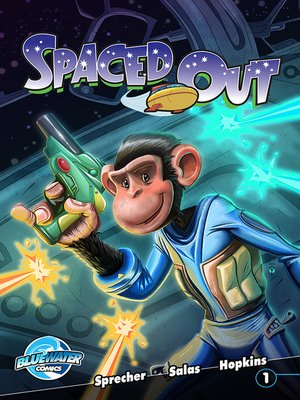 cover image of Spaced Out, Issue 1