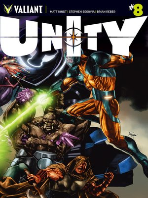 cover image of Unity (2013), Issue 8