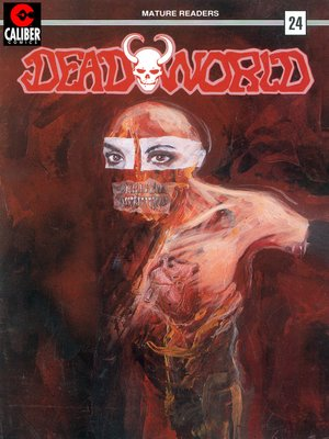 cover image of Deadworld, Issue 24