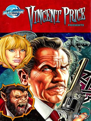cover image of Vincent Price Presents, Issue 26