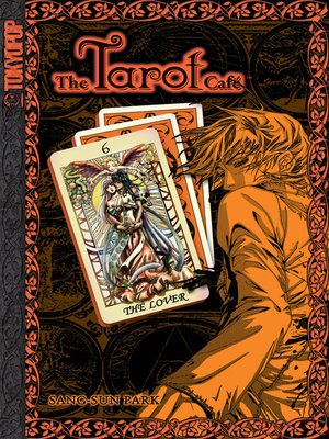 cover image of The Tarot Cafe, Volume 6