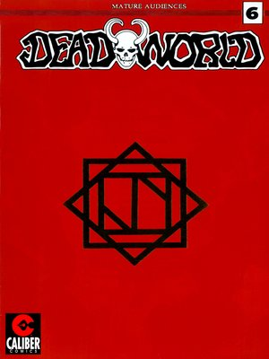 cover image of Deadworld, Volume 2, Issue 6