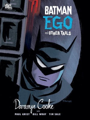 cover image of Batman: Ego and Other Tails