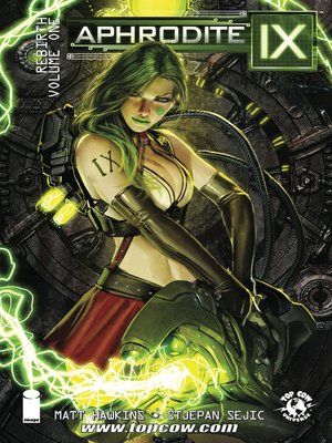 cover image of Aphrodite IX: Rebirth, Volume 1
