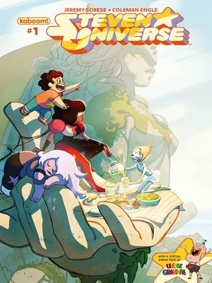 cover image of Steven Universe, Issue 1