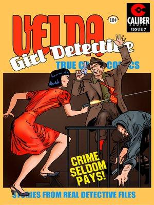cover image of Velda: Girl Detective, Issue 7