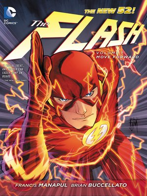 cover image of The Flash (2011), Volume 1