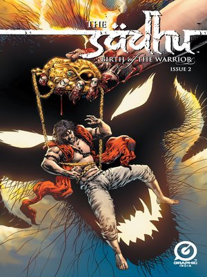cover image of The Sadhu: Birth of The Warrior, Issue 2