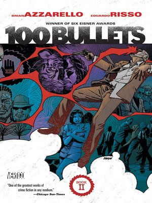 cover image of 100 Bullets (1999), Book 2