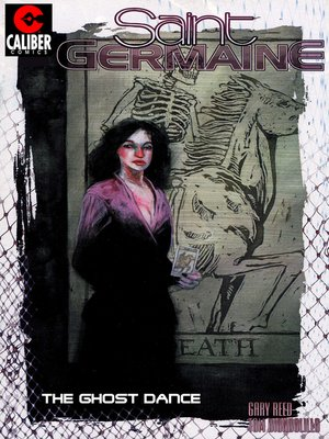 cover image of Saint Germaine: The Ghost Dance