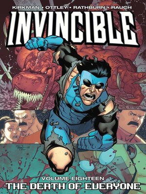 cover image of Invincible (2003), Volume 18