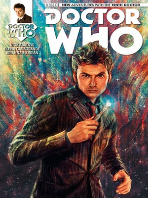 cover image of Doctor Who: The Tenth Doctor, Year One (2014), Issue 1