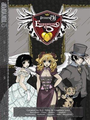 cover image of Princess Ai, Encounters