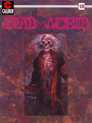 cover image of Deadworld, Issue 18