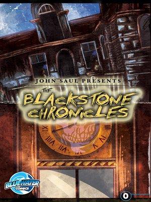 cover image of John Saul's The Blackstone Chronicles, Volume 1
