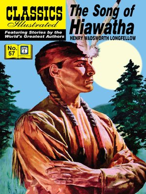 cover image of The Song of Hiawatha
