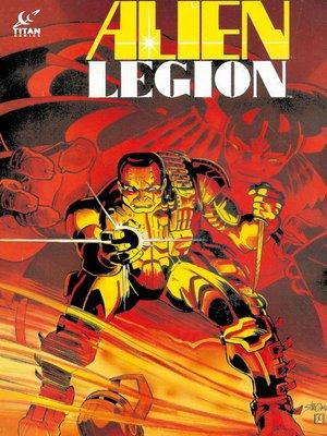 cover image of Alien Legion (1984), Issue 37