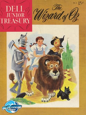 cover image of Dell Junior Treasury: Wizard of Oz