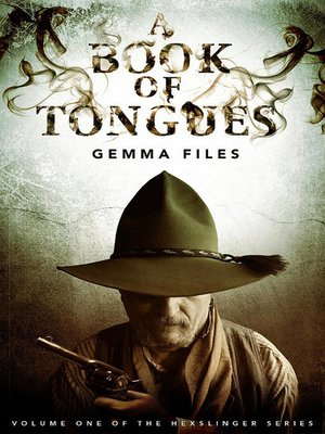 cover image of A Book of Tongues