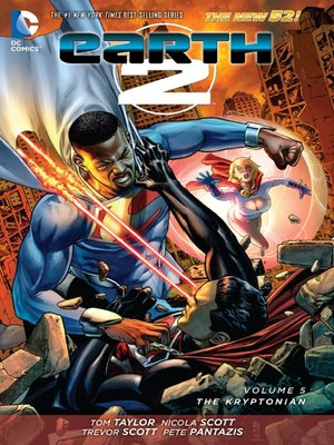 cover image of Earth 2 (2012), Volume 5