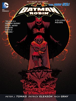 cover image of Batman and Robin (2011), Volume 2