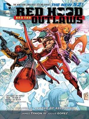 cover image of Red Hood and the Outlaws (2011), Volume 4
