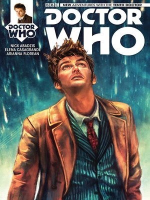 cover image of Doctor Who: The Tenth Doctor, Year One (2014), Issue 2