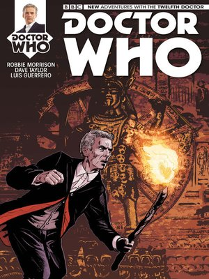 cover image of Doctor Who: The Twelfth Doctor, Year One (2014), Issue 3
