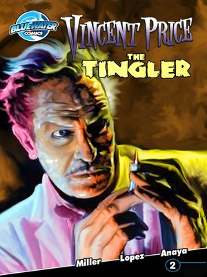 cover image of The Tingler, Issue 2