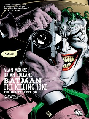 cover image of Batman: The Killing Joke