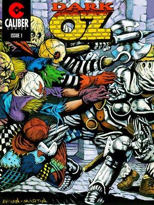 cover image of OZ: Dark OZ, Issue 1