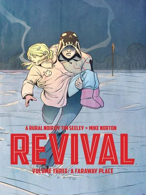 cover image of Revival (2012), Volume 3