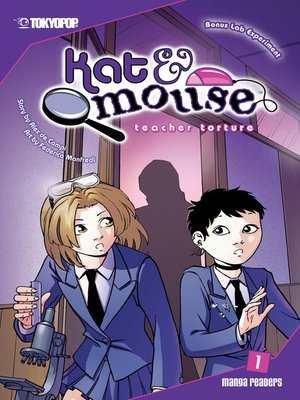 cover image of Kat & Mouse, Volume 1