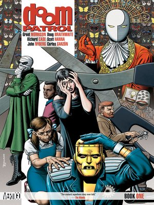 cover image of Doom Patrol, Book 1